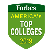Forbes Americas Top Colleges 2019
