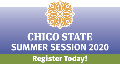 Registration for summer session is open starting April 1 for classes being held June 1—August 18, 2020.
