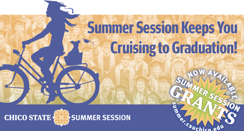 Register for Summer Session.