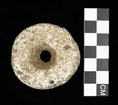 Artifact 1, a stone wheel