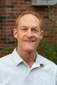 Portrait of Mike Thorpe
