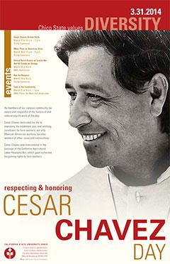 Cesar Chavez 2014 poster