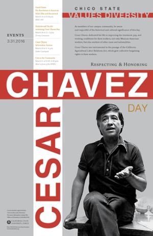 Cesar Chavez 2016 poster
