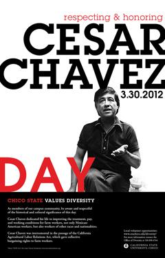 Cesar Chavez 2012 poster