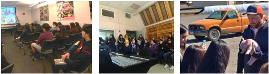 TRIO students