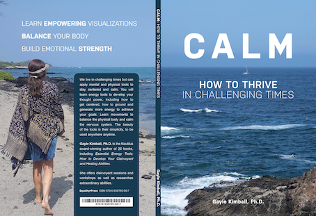 Book cover for Calm: How to Thrive in Challenging TImes