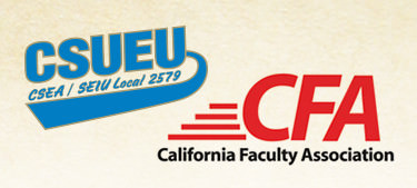 CSUEU and CFA logo