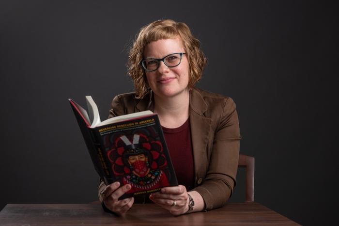 Hannah Burdette publishes