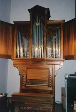 Centennial And Flentrop Organ Department Of Music And