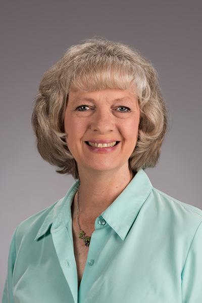 Portrait of Karin Lightfoot