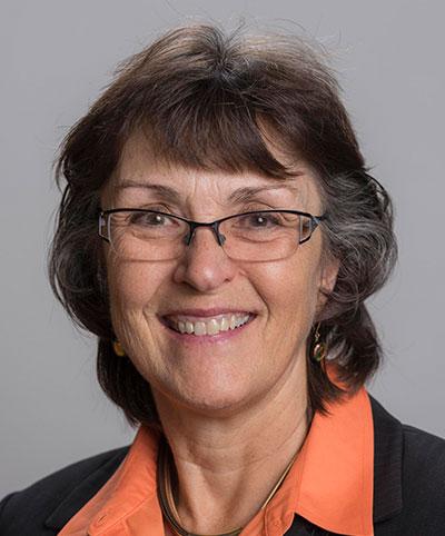 Portrait of President Gayle Hutchinson