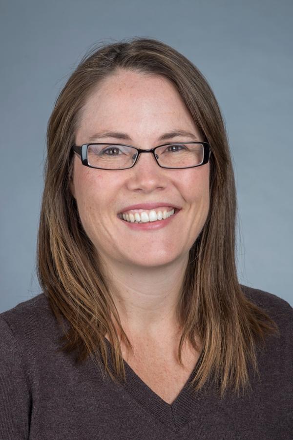 Portrait of Ellie Ertle