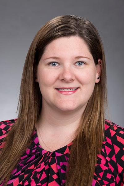 Portrait of Jenna Wright