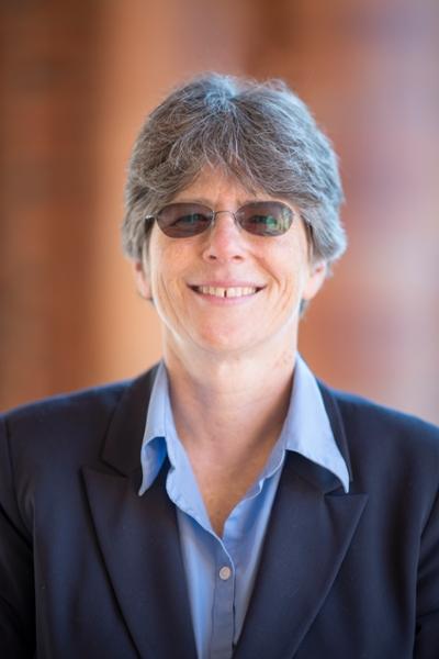 Portrait of Kathy Fernandes