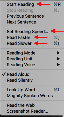 Activating voice tool