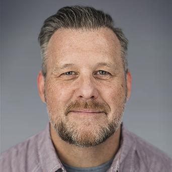 Portrait of Christian Burke