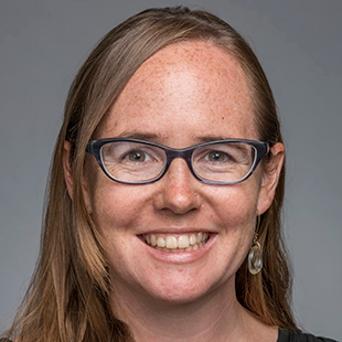 Portrait of Ashley Gebb
