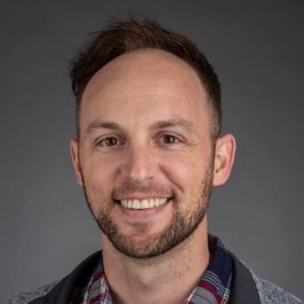 Portrait of Travis Souders