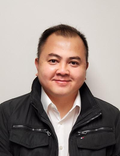 Portrait of Yeng Vang