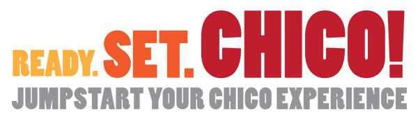 Ready Set Chico Logo
